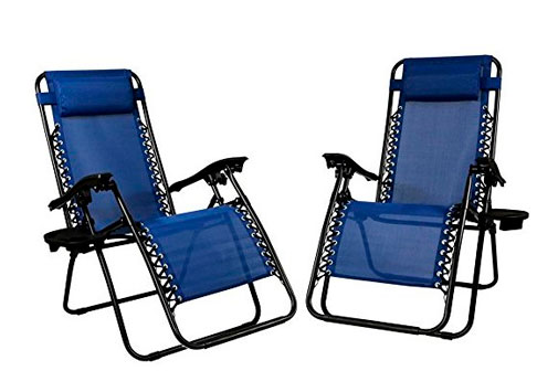Best Zero Gravity Chairs For In And Outdoors (TOP 10 Product Reviews ...